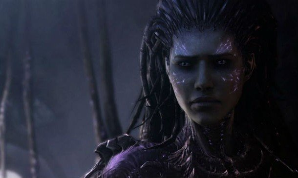 Sarah Kerrigan, StarCraft good female videogame character names