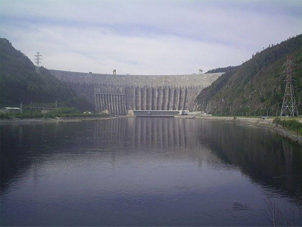 Sayano–Shushenskaya Dam, Russia largest dam in the world