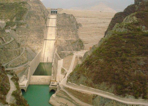 Tehri Dam, India largest dam in the world