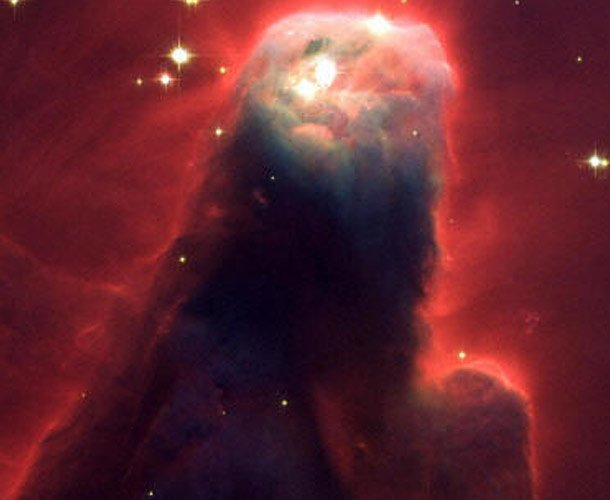 The Cone Nebula Weird Things Happening In Space