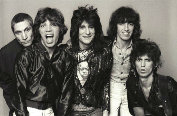 The Rolling Stones – 100+ Million top 10 albums of all time