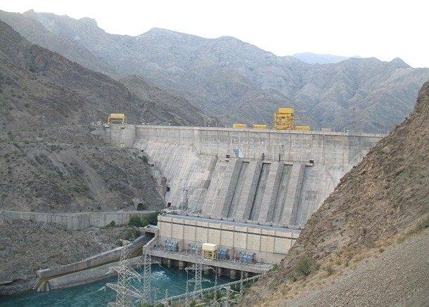 Toktogul Dam largest dam in the world