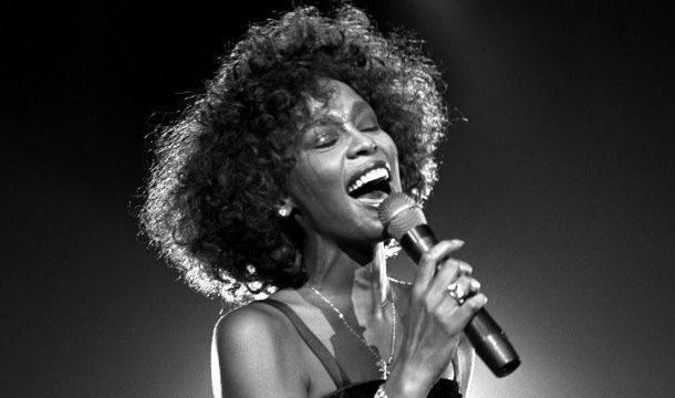Whitney Houston – 112 Million best artists of all time