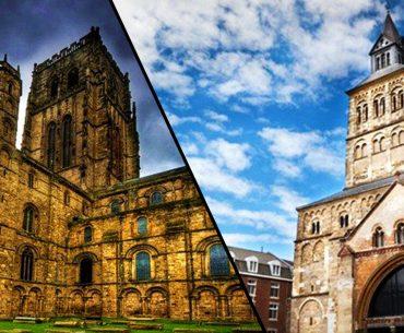 Romanesque Architecture Examples