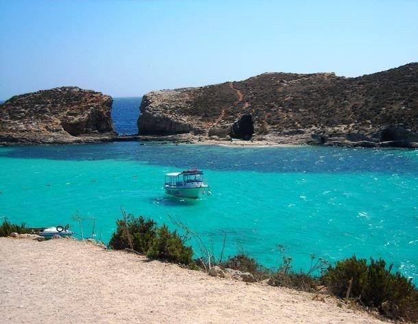 Comino Island, Malta Hidden Tourist Attractions In The World