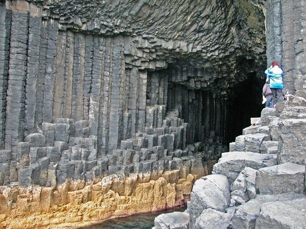 Fingal´s Cave, Scotland Hidden Tourist Attractions In The World