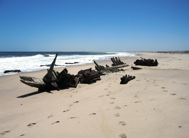 Skeleton Coast, Namibia-Angola best unknown places to visit in usa
