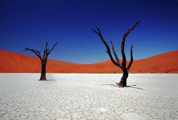 Sossusvlei, Namibia unknown places around the world