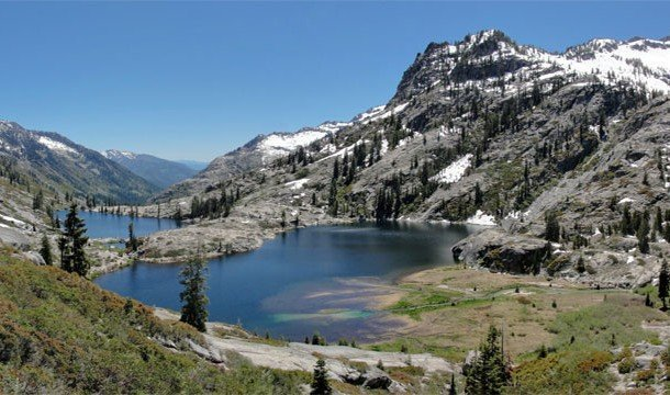 Canyon Creek Lakes (California, USA)