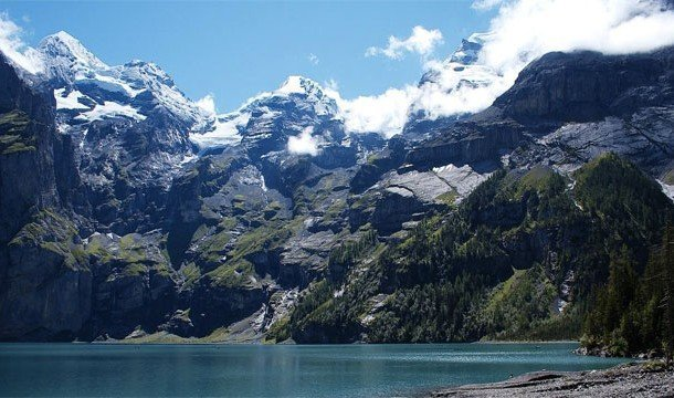 Oeschinen Lake (Switzerland)