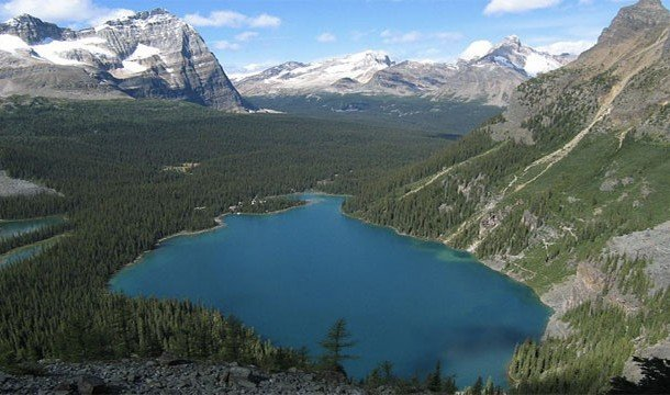 Lake O'Hara (British Columbia, Canada)
