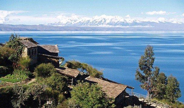 Lake Titicaca (Bolivia, Peru)