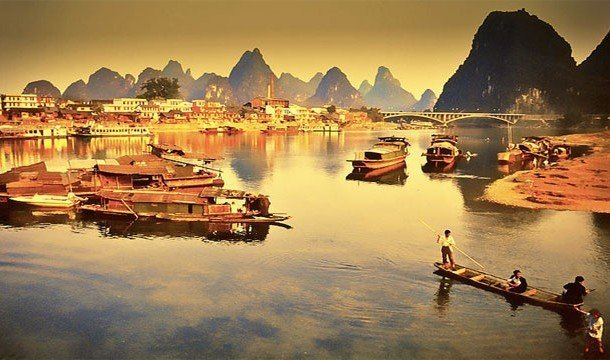 Guilin and Lijang River National Park, China