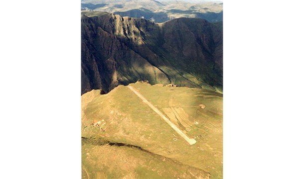 Matekane Air Strip (Lesotho)