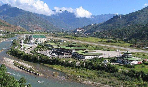 Paro International Airport (Bhutan)