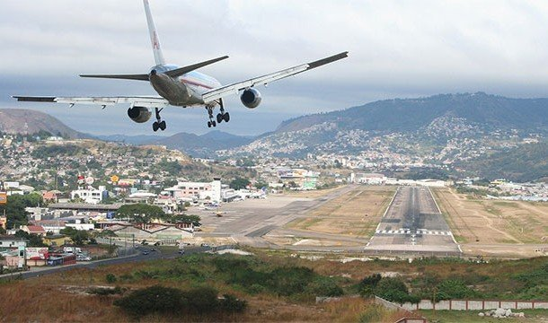 Toncontín International Airport (Honduras)