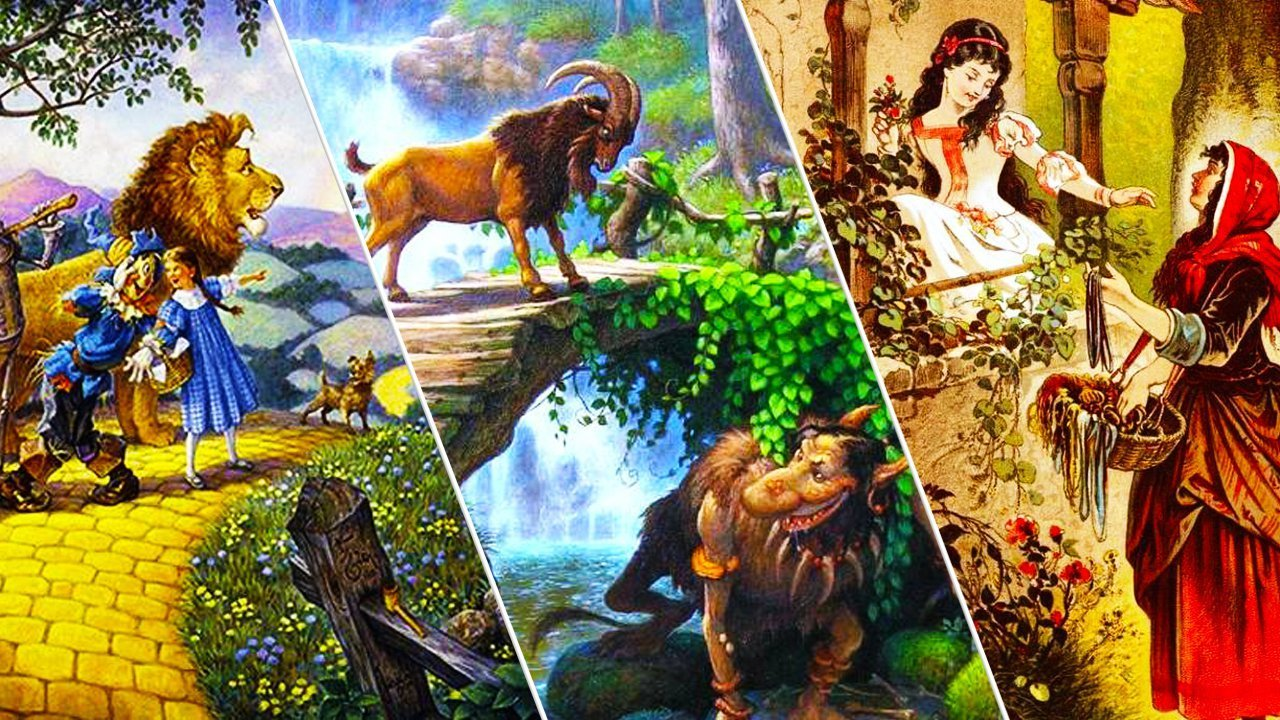 Why are Fairy Tales So Popular (20 Most Popular Fairy Tales