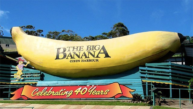 The World's Biggest Banana (Australia)