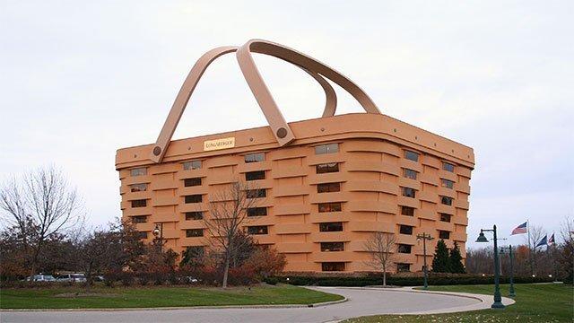 The World's Largest Basket (United States)