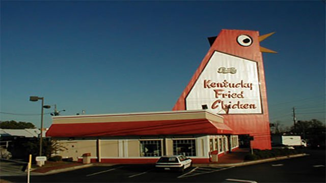 The World's Largest Chicken (United States)