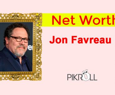 Jon Favreau NetWorth