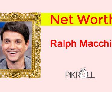 Ralph Macchio Net Worth